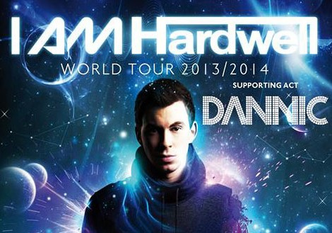 Hardwell Tour Featured Image