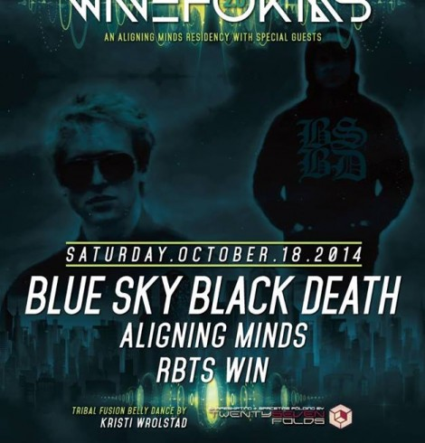 Waveforms 2.0 Night 3 Lineup: Blue Sky Black Death, Aligning Minds, RBTS WIN