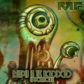 """Manic Focus and Dominic Lalli art for """"Bumpin' In The Voodoo"""""""