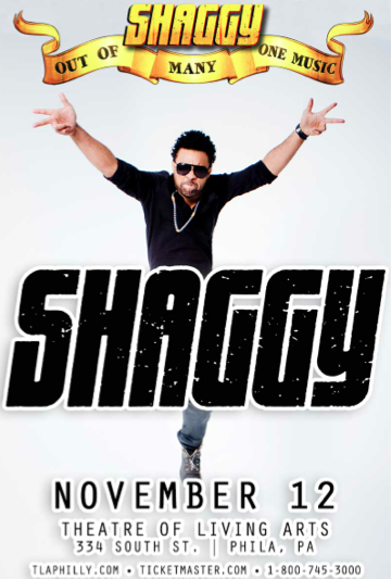 Shaggy Out of Many One Music