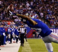 Odell Beckham Jr. Made The 'Catch Of The Year'