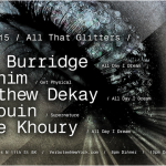 VERBOTEN NYE: All That Glitters with Lee Burridge, Andhim, Matthew Dekay & more