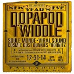 Dopapod to Land in Northeast for Four-Night New Year's Run