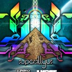 Win 2 Free Tickets to Supersillyus, Jiggy, and Ludge at Kung Fu Necktie, Philly – 2/26/15