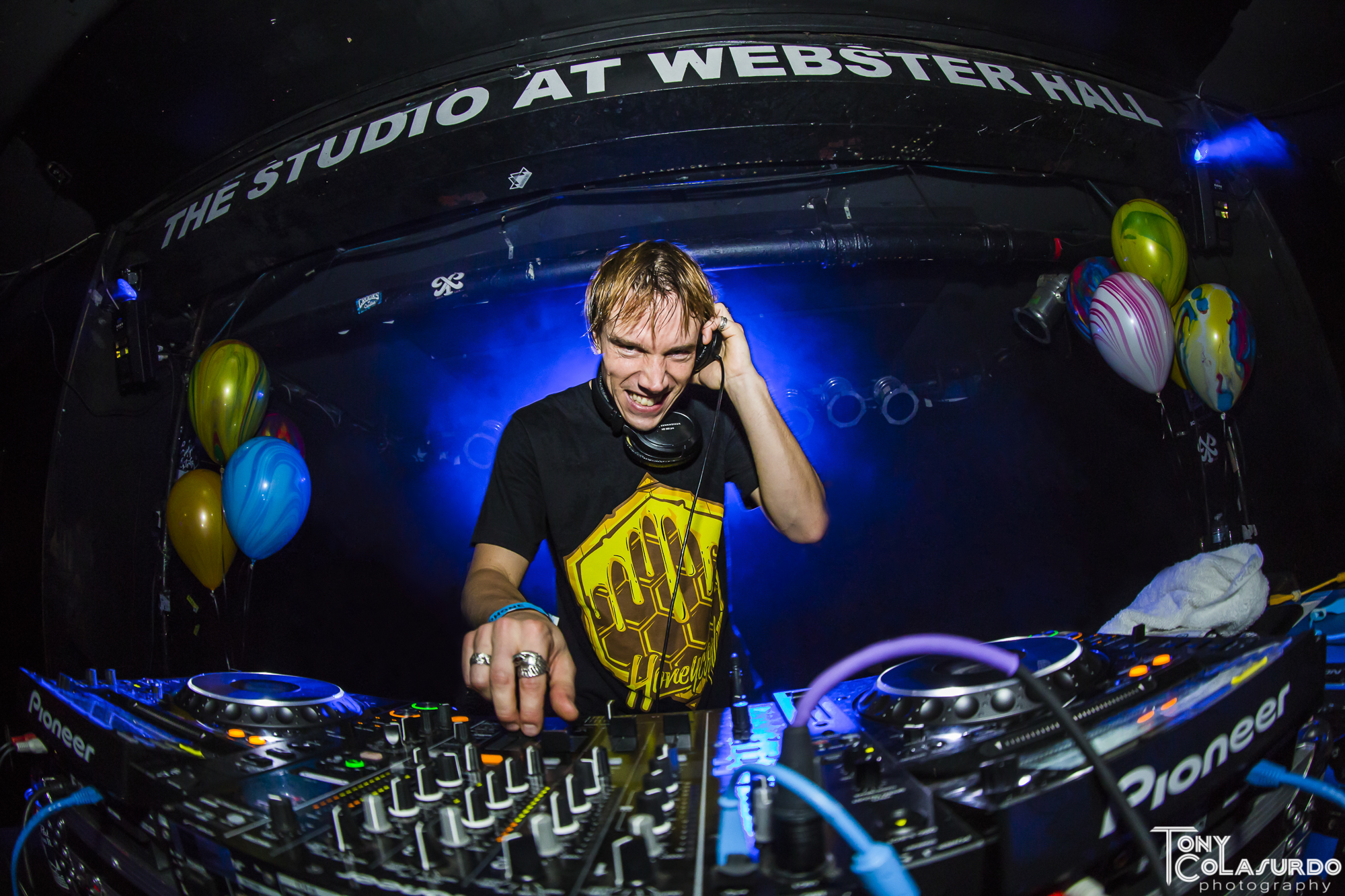 Liquid Stranger - Bassment Saturdays - Webster Hall NYC