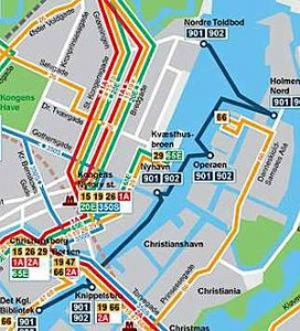 copenhagen_harbour_bus_map