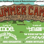 Summer Camp Music Festival 1st Round Lineup Highlights
