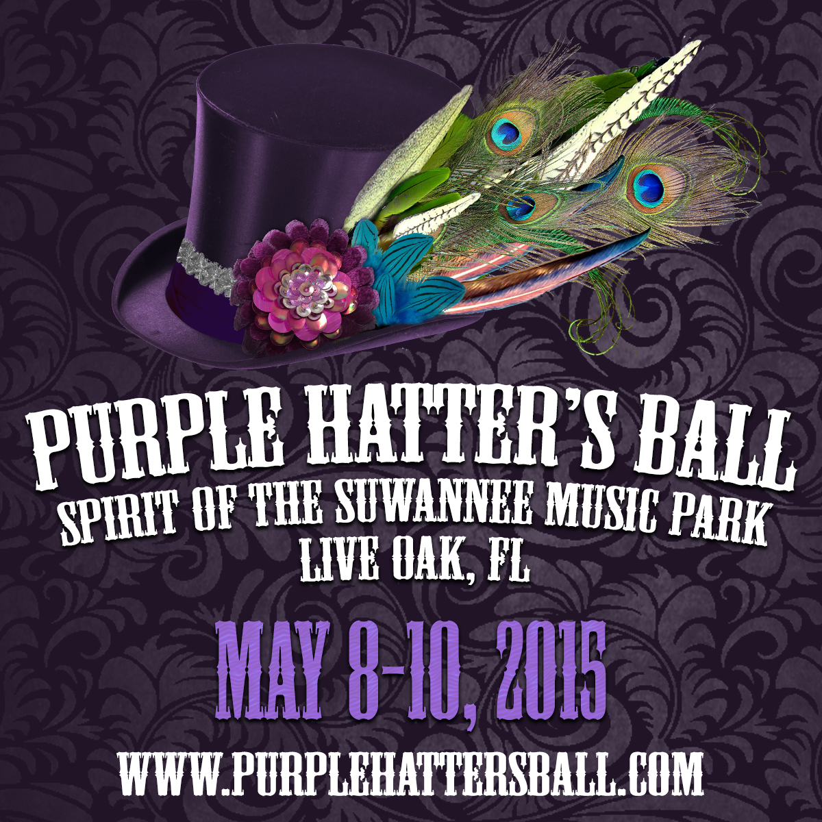 Purple Hatter's Ball 2015