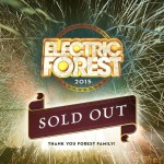 Sensible Reason's Featured artists for Electric Forest 2015