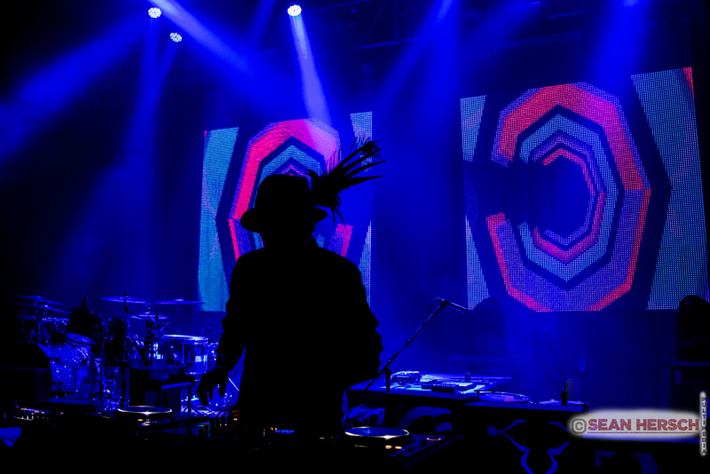 Shpongle @Riviera Theatre in Chicago Il. 10.19.14 Photo by Sean Hersch Multimedia