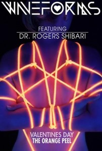 Dr. Rogers Shibari at Waveforms