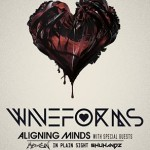 Music for Lovers: Waveforms on Valentine's Day at The Orange Peel