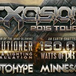 Excision Gets Ready To Bring Down The Best Buy Theater With Two Nights of Bass!