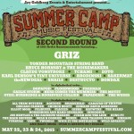 Summer Camp Adds Griz, The New Deal, Bruce Hornsby and More