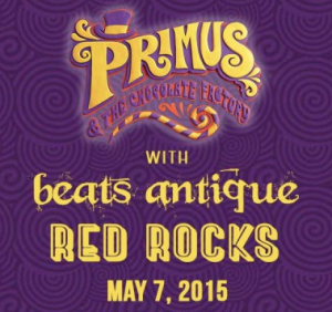 Primus + Beats Antique Set to Decimate Red Rocks Amphitheatre