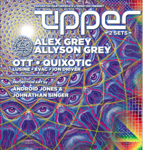 TIPPER Comes to Red Rocks 5/16