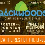 Backwoods Music Festival Releases Full Unscrambled Lineup