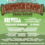 Krewella and the Summer Camp Love Story