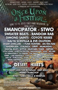 Once Upon a Festival Drops Magical Lineup