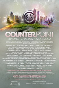 Counterpoint's first lineup, in 2012.