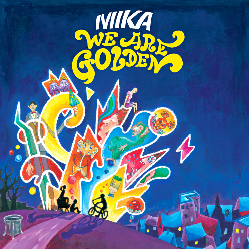 Mika_We_Are_Golden_Single_Cover