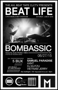 BEAT LIFE presents BomBassic, Samuel Paradise, Axnt at The Mothlight