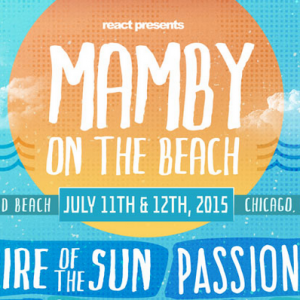 Introducing Mamby on the Beach