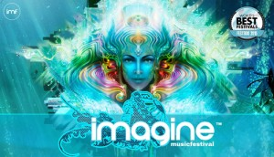 Game-Changing Visual Arts And Lighting At Imagine Music Festival