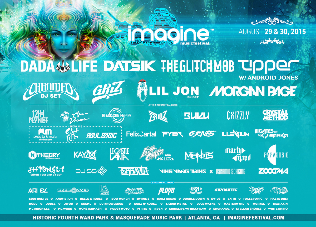 Imagine Music and Arts Festival 2015.