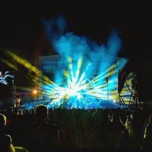 The String Cheese Incident at Gathering of the Vibes