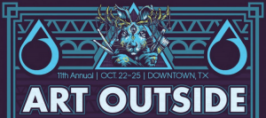 11th Annual Art Outside 2015 [Preview]