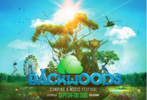 Presenting: Our Free Hookah Lounge at Backwoods Music Festival