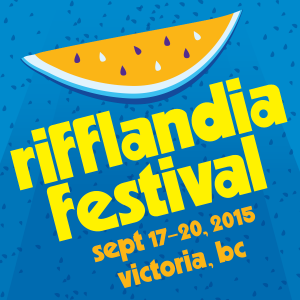 End The Summer With Rifflandia Festival!