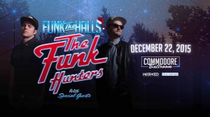 Funk The Halls Feat. The Funk Hunters + Guests