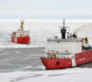 Coast Guard icebreakers