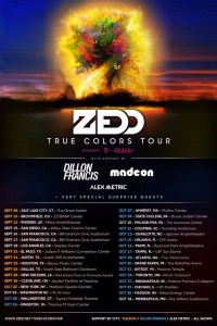 Zedd and Dillon Francis Take Over Madison