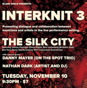 Interknit; Comes Back to Silk City for Round 3
