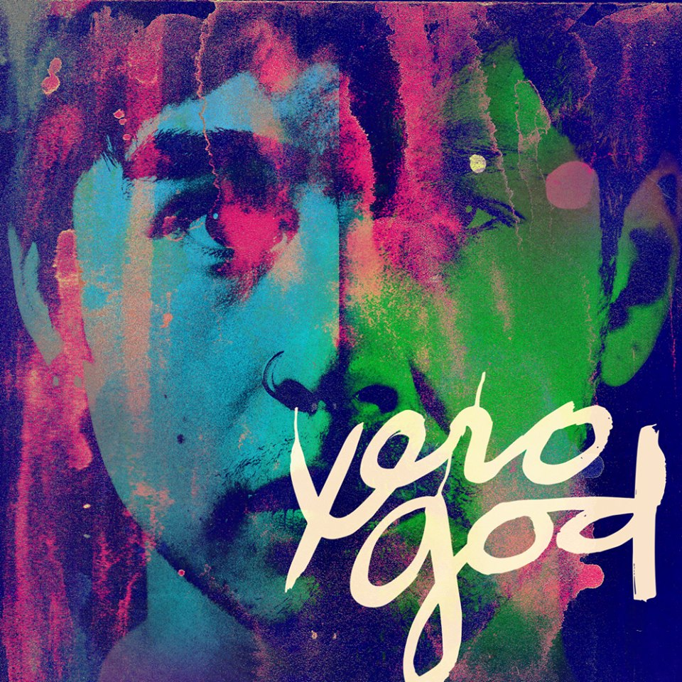 Xero God album cover. Photography by Sarah Carballo. Design and Layout by Kent Hernandez. Logo by Mariano Oreamuno.