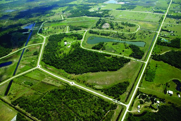 800+ acres of land will host Okeechobee.