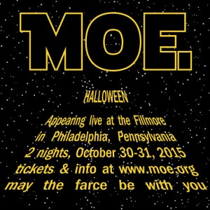moe.'s Going Star Wars for Halloween in Philly