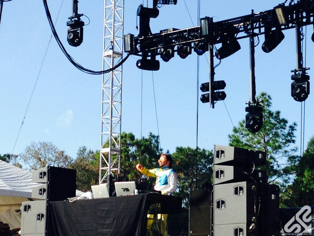 Polish on the mainstage at Suwannee Hulaween.
