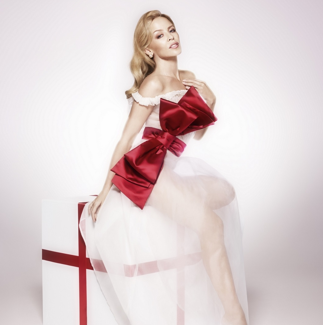 Make The Yuletide Gay With Kylie Christmas