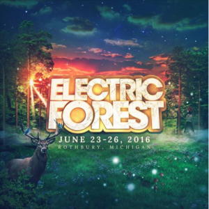 Announcing Electric Forest 2016!
