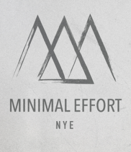 Minimal Effort Announces NYE