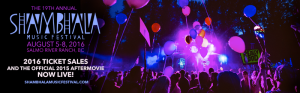 Start Your Shambhala Journey Home with Official 2015 Aftermovie and 2016 Tickets